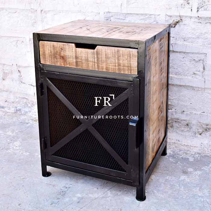 rustic industrial furniture designs