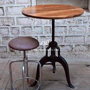 Restaurant Cast Iron Furniture