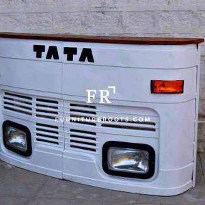 TATA Mini Bar Truck Design