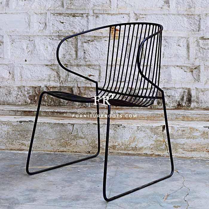 Bentmetal Chair