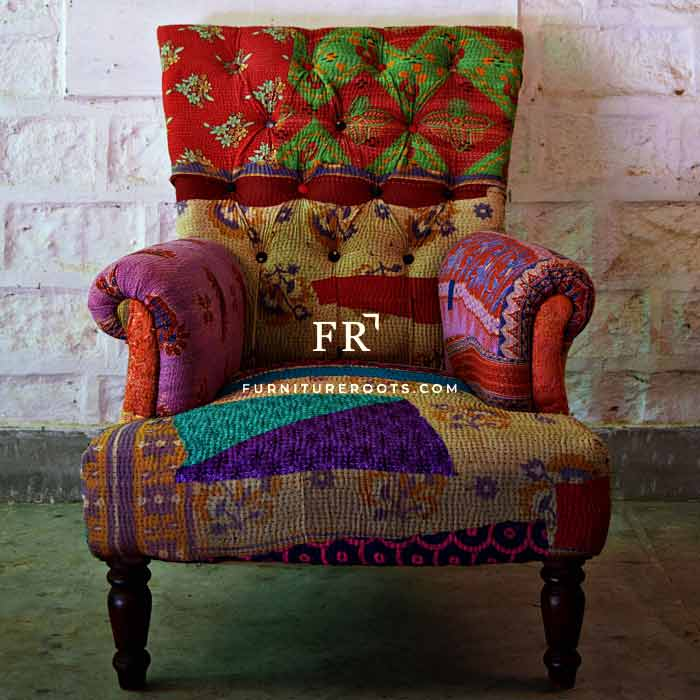 Ethnic Indian Lawson Sofa