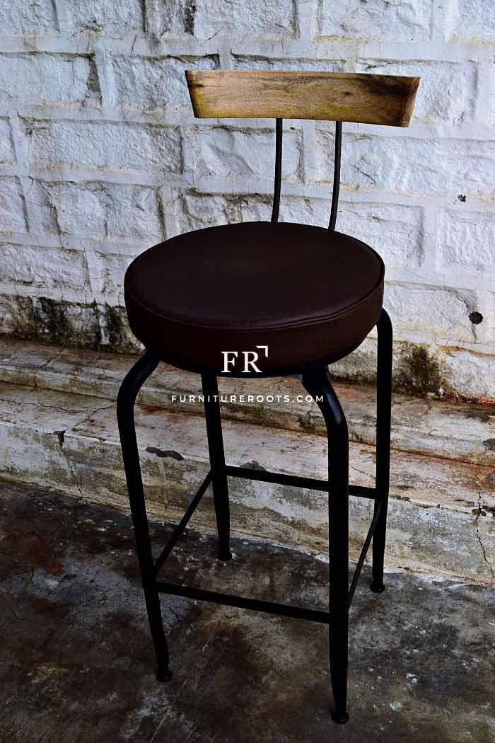 Retro Bar Stool Furniture
