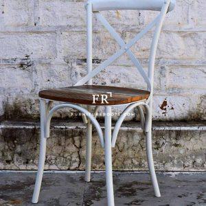 Masterwork Vintage Iron Chair