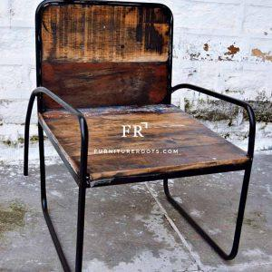 Reclaimed Rest Chair