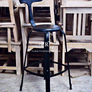 Modern Metal Bar Chair
