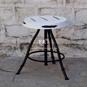 Designer Distress Bistro Stool – Distress Bistro Stools | FurnitureRoots