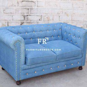Designer Nailhead Chesterfield Sofa – Designer Sofas | FurnitureRoots