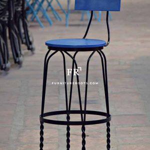 Bent Metal Designer Barchair – Pub & Bar Barchairs | FurnitureRoots