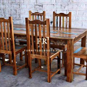 Esoteric Recycled Dining Set