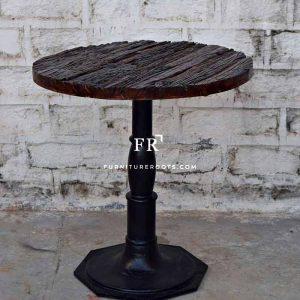 Vintage Outdoor Pub Table – Retro Club & Bar Tables | FurnitureRoots