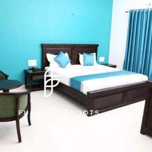Modern Contemporary Hotel Bedroom Set
